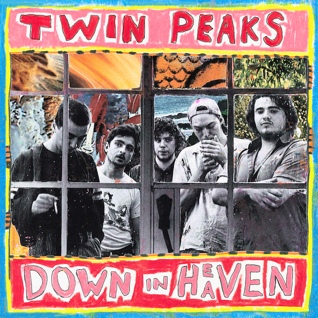 Down In Heaven album cover