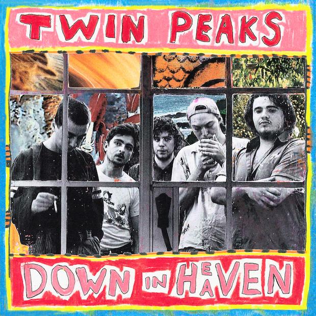 Down In Heaven album cover