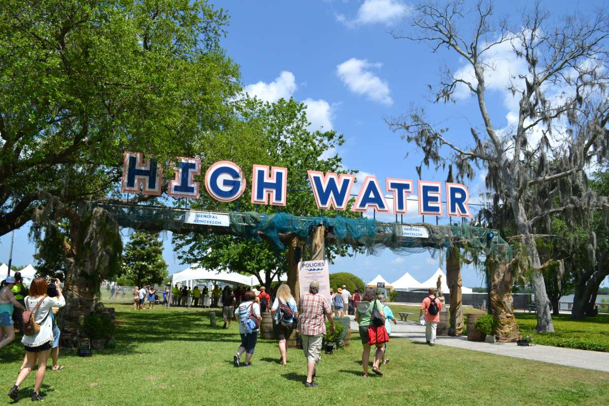 High Water Festival- Day One in Photos
