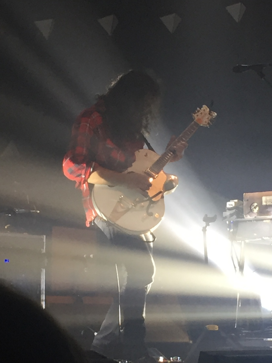 The War On Drugs and Land Of Talk at The Tabernacle-photo gallery