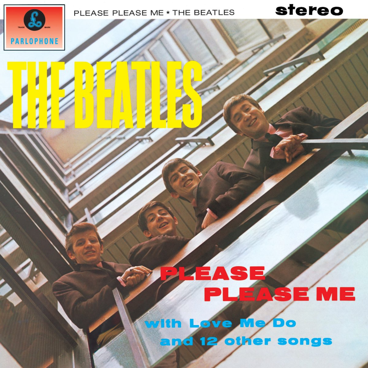 "Throwback Tune- The Beatles ""Please Please Me"""